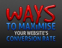 Ways to maximise your website conversion rate