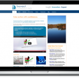 Inovact Consulting Website
