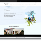 Parkside at Wright website