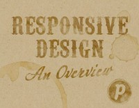 Responsive Design - An Overview